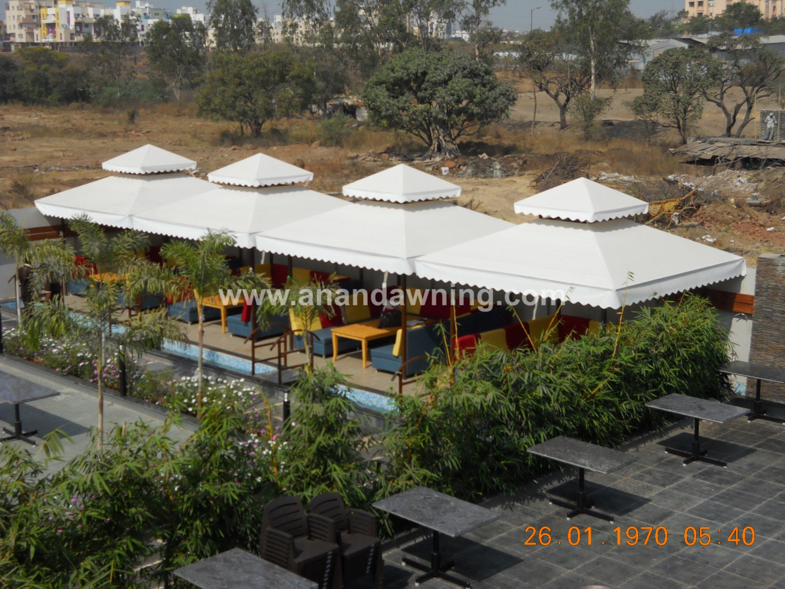 Gazebo Tent Manufacturer in Pune