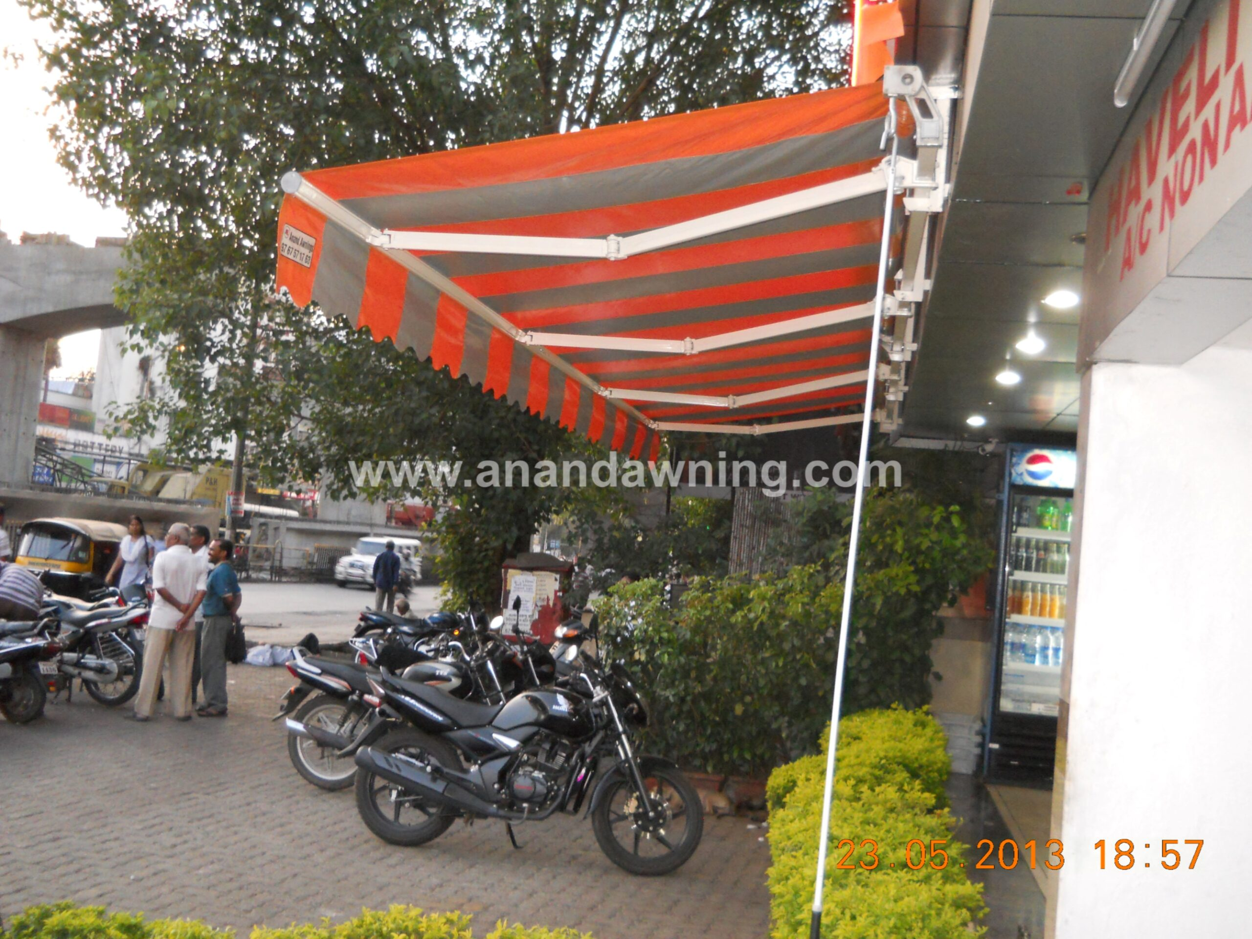 Tensile Structure Car Parking Shade
