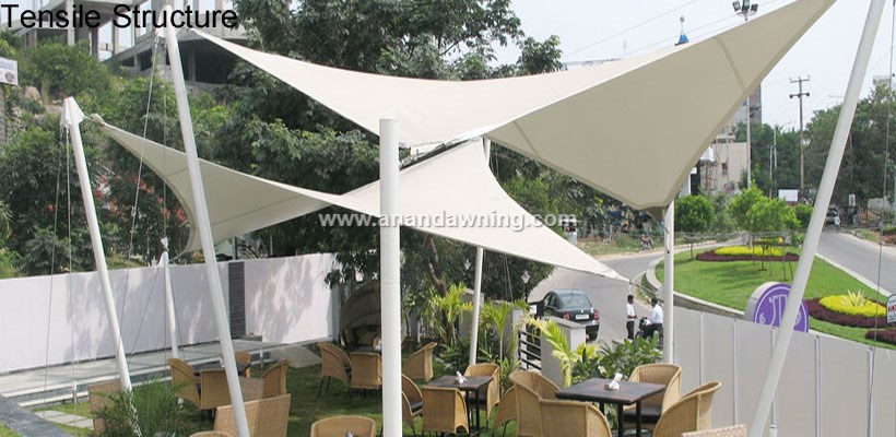 Conical Tensile Structure Manufacturer in Pune